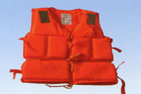 marine work lifejacket