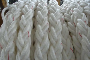 8 strand polyproplene rope