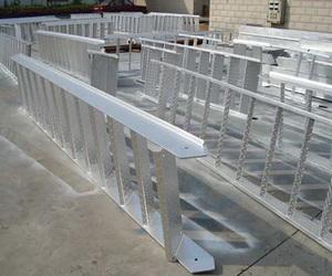 marine steel inclined ladder