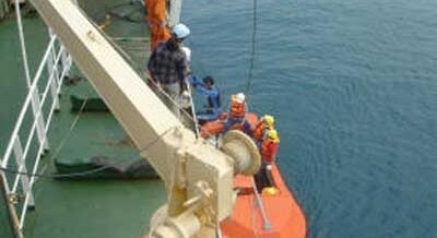 Launching Procedure for Lifeboats