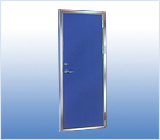 A60 fireproof door