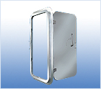 A60 quick opening&closing steel watertight door