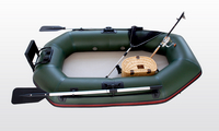 inflatable fishing boat 2