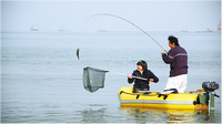 inflatable fishing boat 3