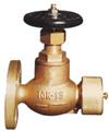 5K 10K JISF 7334 marine bronze globe hose valve