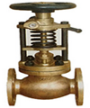 5K 10K JISF 7399 marine bronze quick-closing valve