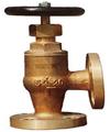 5K JISF 7352 marine bronze right angle globe valve