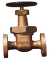 5K JISF 7367 marine flanged bronze gate valve