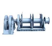Hydraulic_single_windlass(Double_Shaft)
