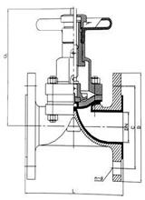 Marine Diaphragm Valve
