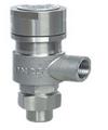external thread spring low lift safety valve