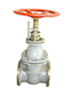 flanged oil tank gate valve