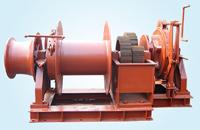 hydraulic combined windlass