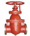 marine cast iron flanged gate valve