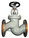 marine cast steel flanged stop valve