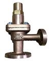 marine flanged bronze safety valve