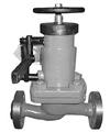 marine quick closing valve