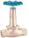 marine API NPT bronze globe valve