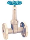 marine API bronze flanged gate valve