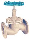 marine API bronze flanged globe valve