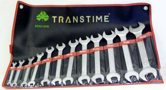 ship supply-double open end wrench set