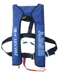 EN396 inflatable lifejacket