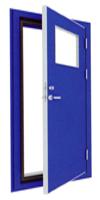 class-H-120-single-leaf-fireproof-door