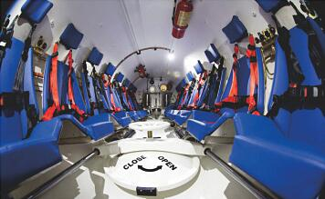 hyperbaric lifeboat