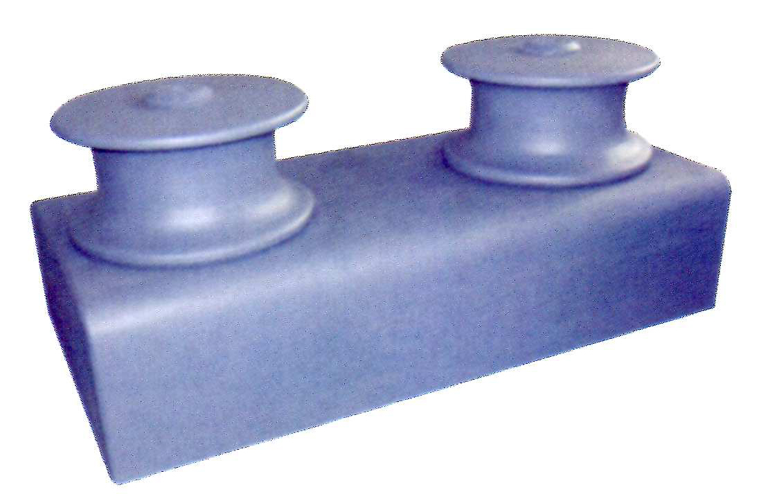 open type two-roller fairlead NS2585