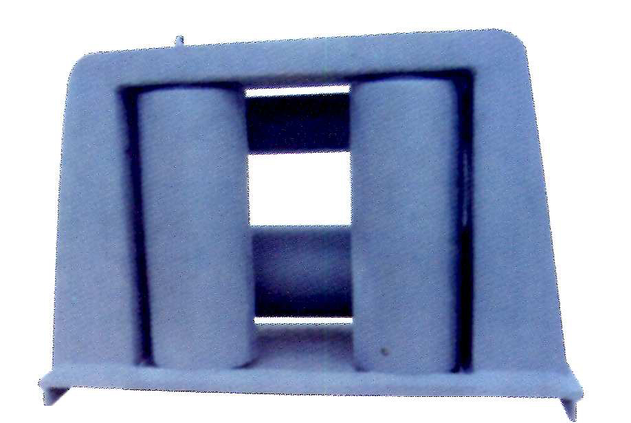 Japanese stand four-roller fairlead Type A