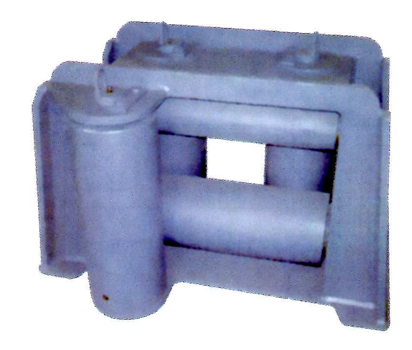 Japanese standard five-roller fairlead type BR