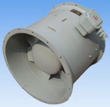 CBZ series marine or navy explosion-proof axial fan