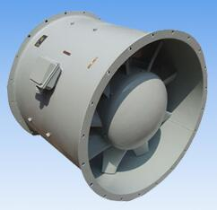CZ series marine axial fan