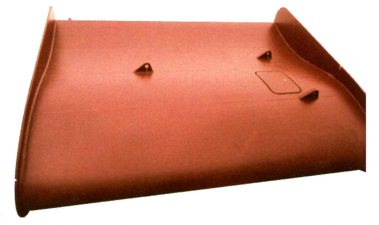 fishtail rudder