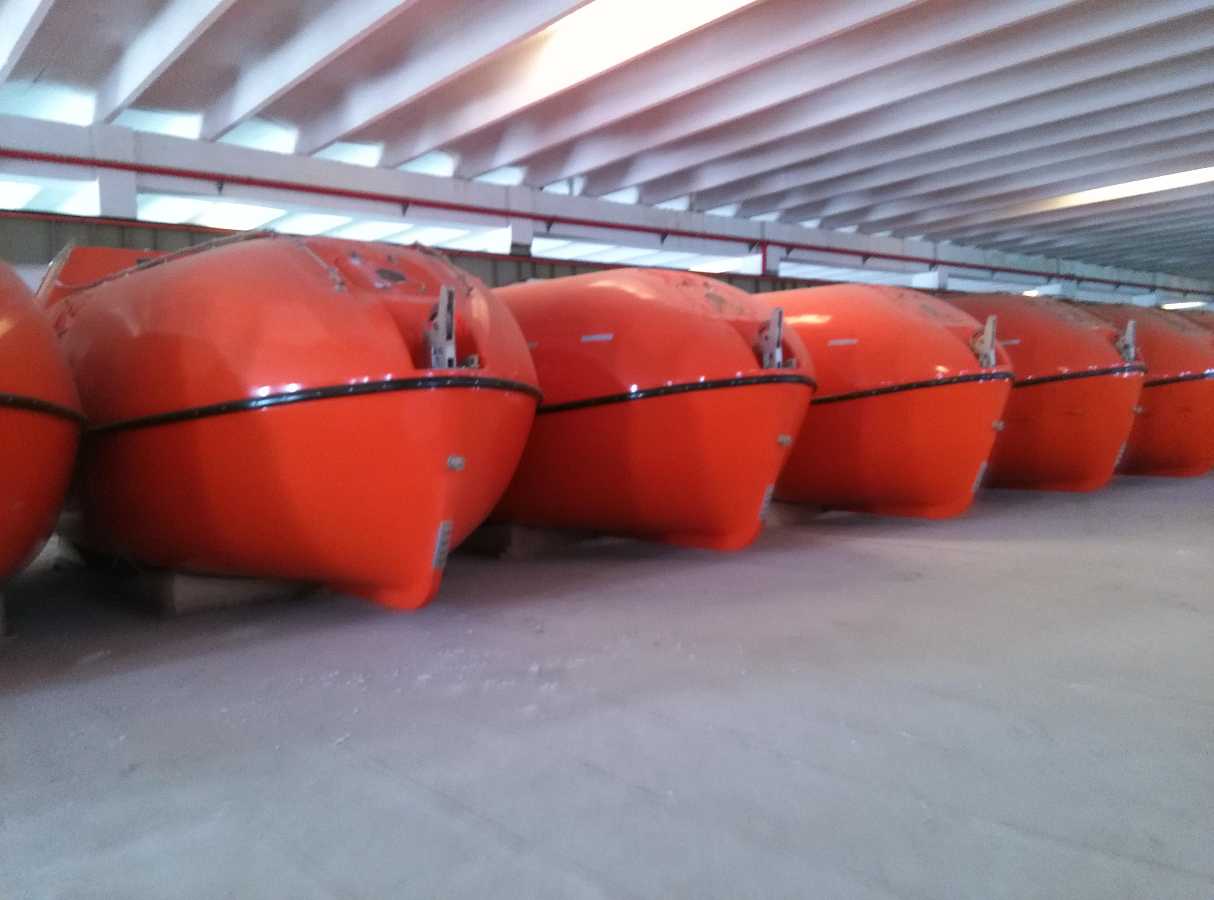 marine lifeboat